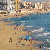 Playa de San Javier (Murcia)