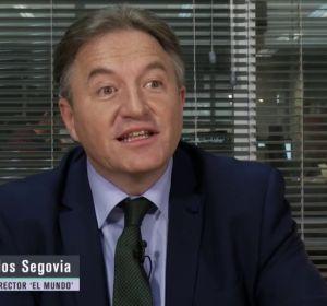Carlos Segovia en El Intermedio
