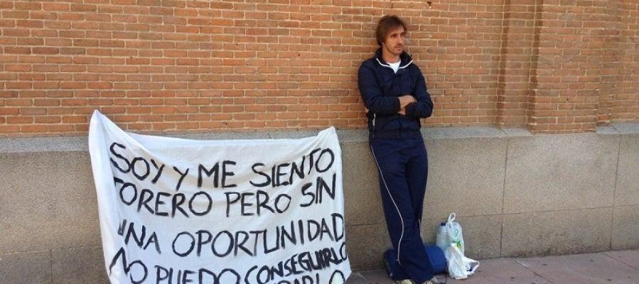 Javier Velázquez, el novillero que ha iniciado una huelga de hambre en Las Ventas