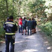 Reanudado el operativo de búsqueda del pescador desaparecido en el río Ebro