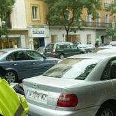 Una trabajadora del SER de Madrid