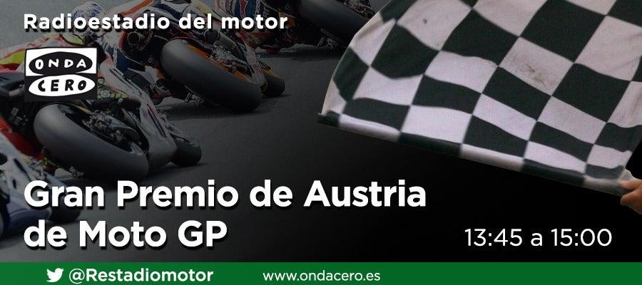 Radioestadio del motor: GP Austria