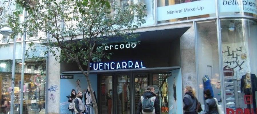 El Mercado de Fuencarral, antes de cerrar