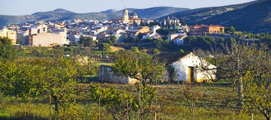 Fotografía de archivo de Les Coves de Vinromà
