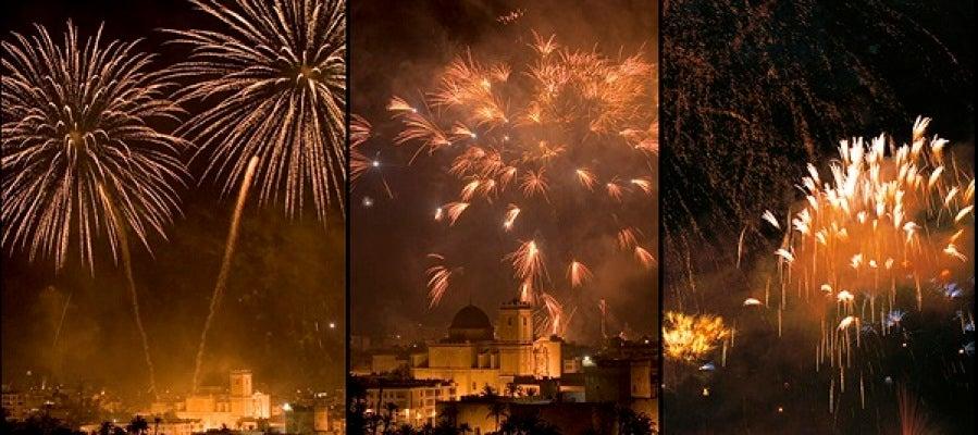La Nit de l'Albà de Elche se celebra en la noche del 13 de agosto