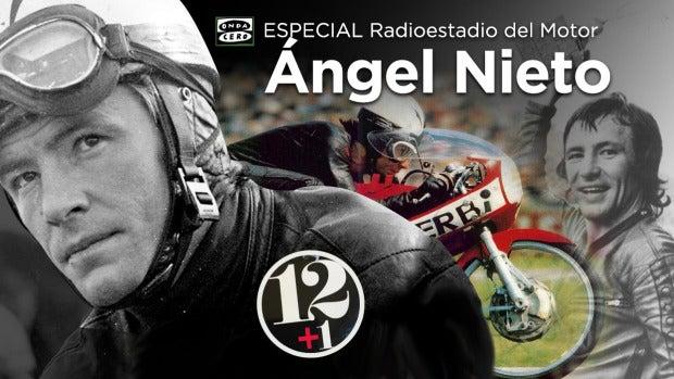 Especial Radioestadio del Motor: Ángel Nieto