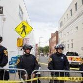 Policía del estado de Virginia, en Estados Unidos