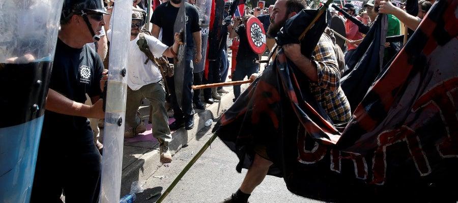 Disturbios en Charlottesville