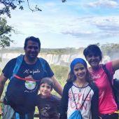 Una familia cumpliendo su sueño de vivir por el mundo en autocaravana