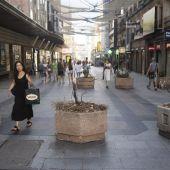 Maceteros en Madrid