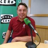 Jaime Berzosa de la Asociación de Cerveceros Caseros Leoneses