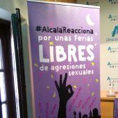 Campaña contra el acoso sexual