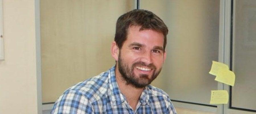 Enric Porcar, concejal de Educación y Deportes.