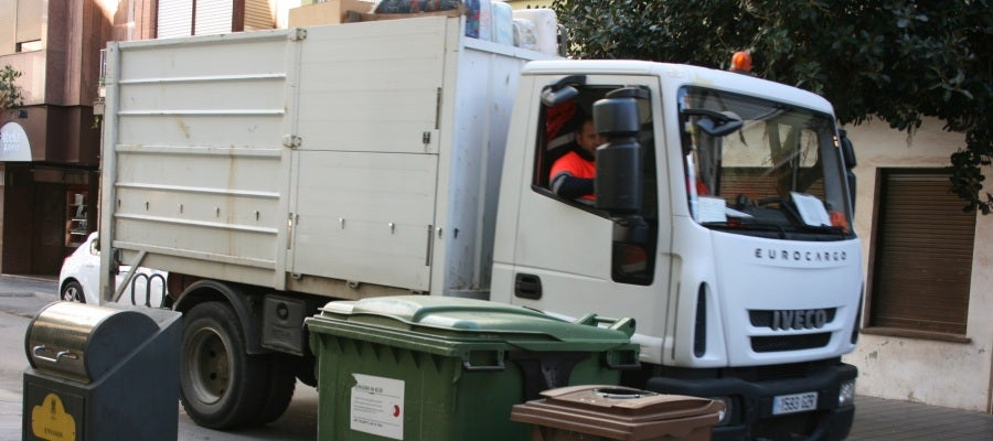 Recogida de residuos algeciras
