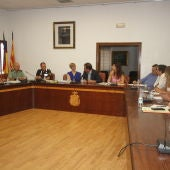 Reunión de la Junta Local de Seguridad de Santa Pola