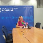 Nuria Riera, diputada autonómica del PP balear