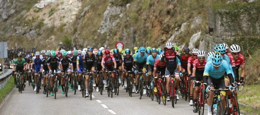 Penúltima etapa de La Vuelta
