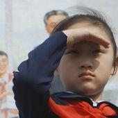 El sol de Corea del Norte.