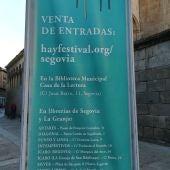 Hay Festival Segovia 2017