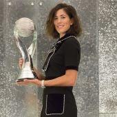 Garbiñe Muguruza es coronada como la número uno del tenis mundial