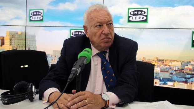 """Margallo: """"Se sabía hace mucho tiempo que el único candiato al BCE era Luis de Guindos"""""""