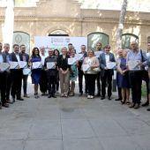 Castellón ha recibido el tercer premio en la categoría de ayuntamientos de más de 50.000 habitantes para un Plan Director de la Bicicleta
