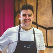 Hugo Ruiz, chef del restaurante Bugao (Ceuta)
