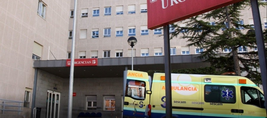 Hospital Virgen de la Luz, donde están ingresados
