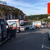 10 personas intoxicadas en el Hotel Campomar