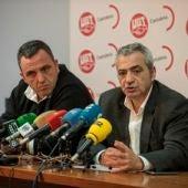 Mariano Carmona y Carlos Sánchez