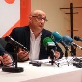 Los diputados Rubén Gómez y Félix Álvarez
