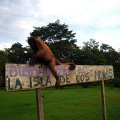 La Isla de los Monos en Perú