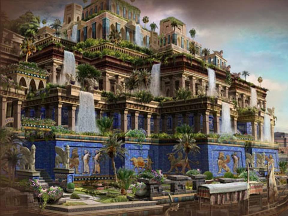 Punta Norte: Los jardines colgantes de Babilonia