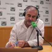 """VÍDEO   Monólogo de Alsina: """"Si hay declaración de independencia, la aplicación del 155 sería poco discutible"""""""