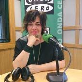 Eva Suárez en los micrófonos de Onda Cero