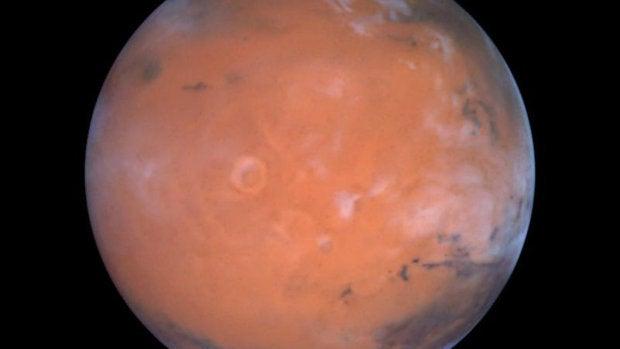 Aparici en órbita: ¿Cuándo dejó de haber agua en Marte?
