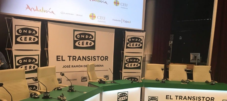 Programa especial de El Transistor desde Sevilla.