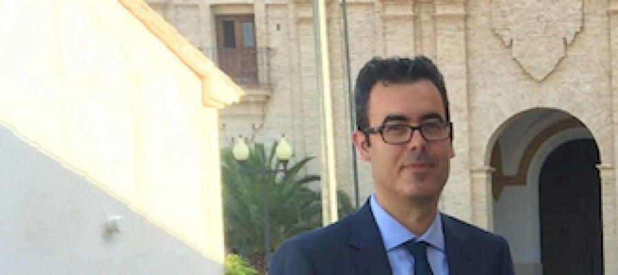 José Manuel Noguera, profesor de Periodismo en la UCAM.