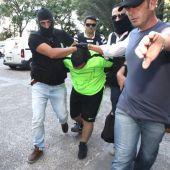 Uno de los detenidos por el triple crimen en Dos Hermanas