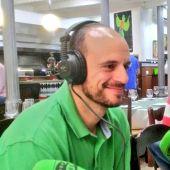 Carlos Jiménez, secretario técnico de Unicaja en la Taberna Cantarrana