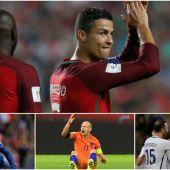 Cristiano y Griezmann van al Mundial de Rusia 2018