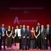Alcalá de Henares entrega sus máximos reconocimientos