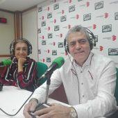 José Crespo y Cristina Miranda