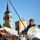 D. Quijote en la Semana Cervantina