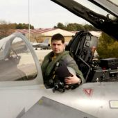 Así era Borja Aybar: piloto experimentado, marido y padre de un bebé.