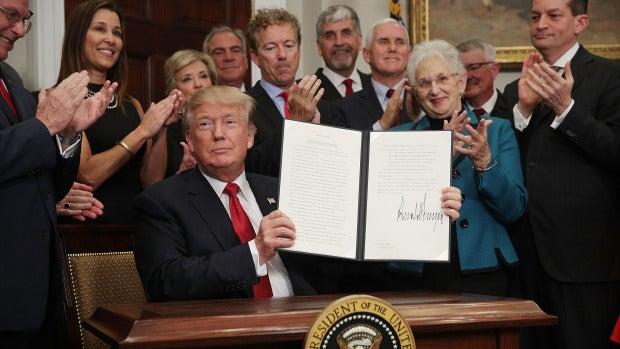 ¿Cómo está Estados Unidos tras un año de Donald Trump en la Casa Blanca?