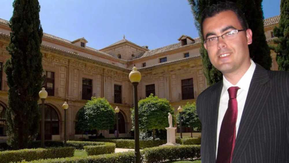 José Manuel Noguera, profesor de Periodismo de la UCAM.