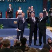 La UE, Premio Princesa de Asturias de la Concordia