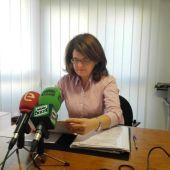 Manuela Navarro, portavoz de la Asociación de Afectados por el Ruido de Elche