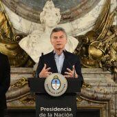 Mauricio Macri